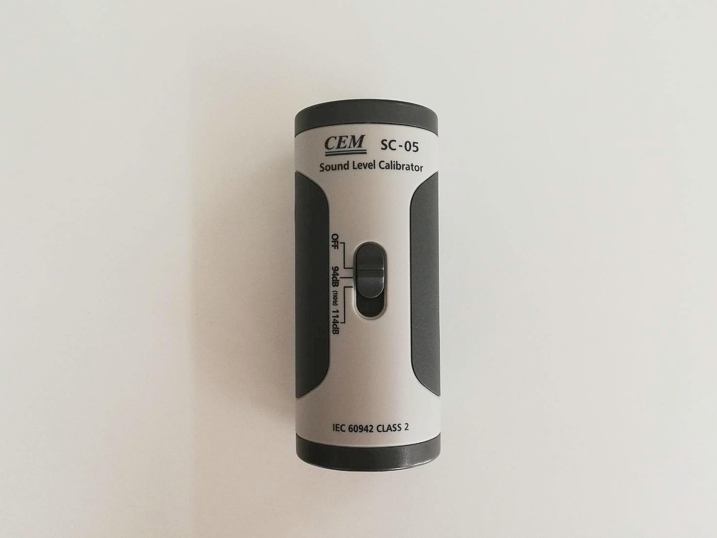 เครื่องเปรียบเทียบระดับเสียง CEM SC-05