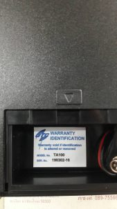 เครื่องวัดความเร็วรอบเครื่องยนต์ SMARTACH-TA100