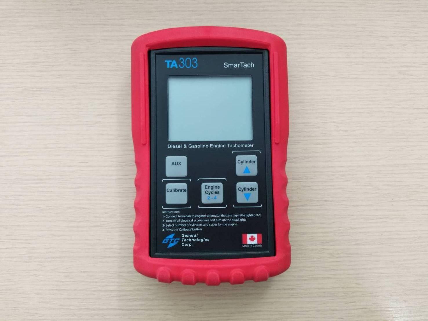 เครื่องวัดความเร็วรอบ SMARTACH TA303
