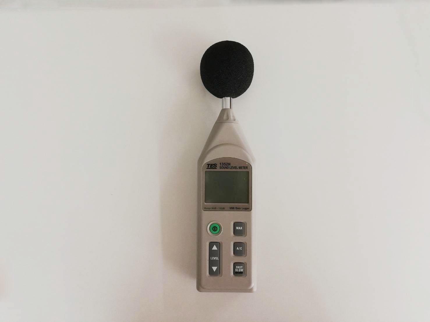 เครื่องวัดระดับเสียง TES 1352H